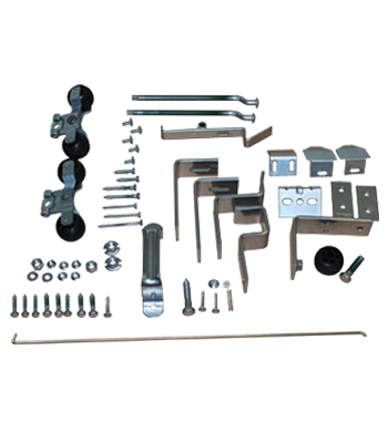 Round Track Hardware Kit